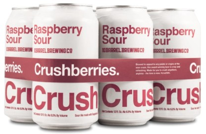 10 Barrel Brewing Co - raspberry crush