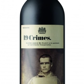 19 Crimes - Red Wine Blend