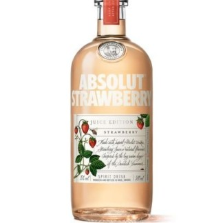 Absolut - Juice Edition Strawberry