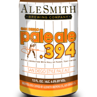 AleSmith Brewing Company - San Diego Pale Ale .394