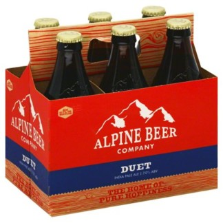 Alpine Beer Co. Duet – West Coast Ipa