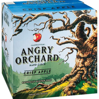 Angry Orchard - Crisp Apple Spiked Cider