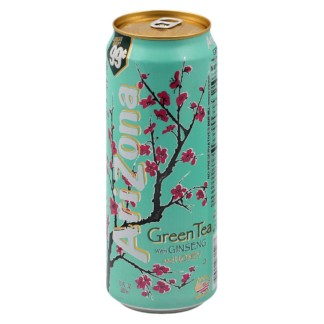 Arizona  Green Tea w/ Ginseng & Honey