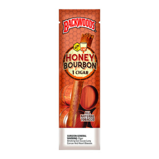 Backwoods - Cigars Singles Honey Bourbon