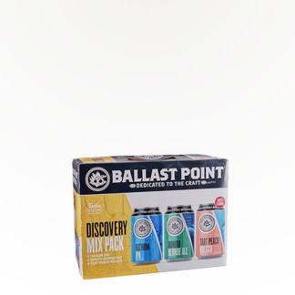 Ballast Point – Discovery Mix Pack