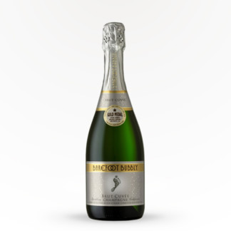 Barefoot Bubbly – Brut Cuvee Champagne