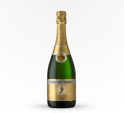 Barefoot Bubbly – Extra Dry Champagne