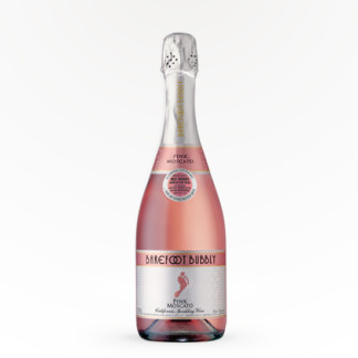 Barefoot Bubbly – Pink Moscato