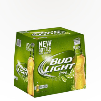 Bud Light – Lime Lite American Lager