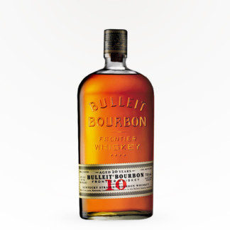 Bulleit Bourbon – 10 Year Kentucky Bourbon