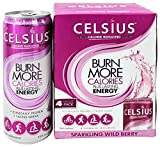 Celcius Sparkling Wildberry