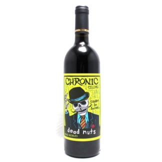 Chronic Paso - Robles Dead Nuts Zinfandel