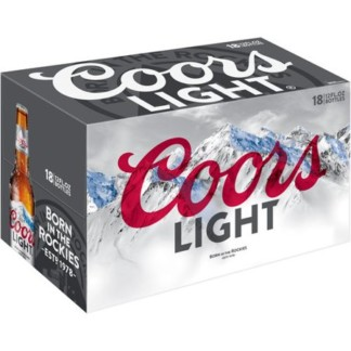 Coors Light – Lite American Lager