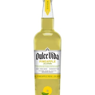 Dulce Vida - Pineapple Jalapeno Flavored Tequila