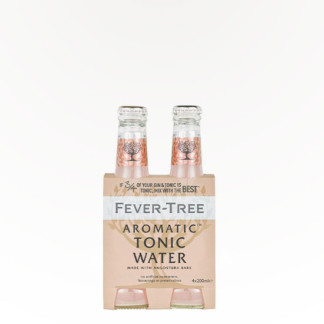 Fever Tree – Aromatic Tonic Water