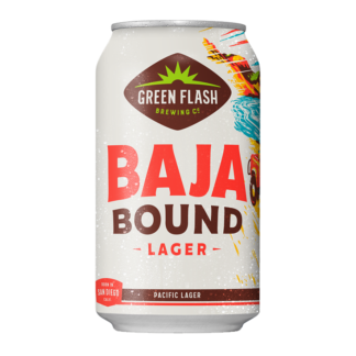Green Flash Brewing Company - Baja bound lager