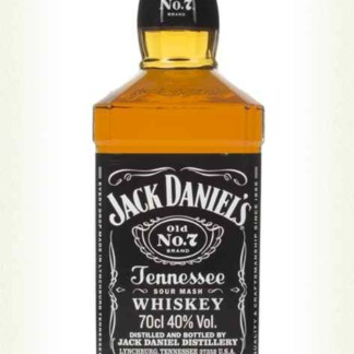 Jack Daniel's - Tennesse Whiskey
