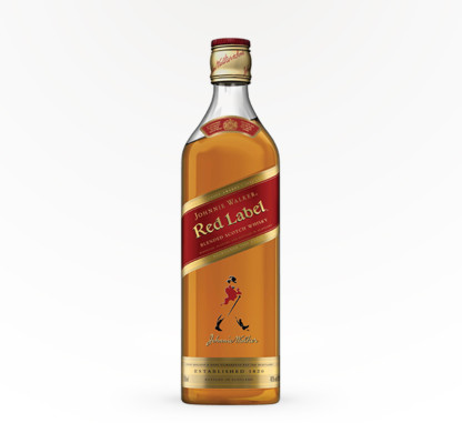 Johnnie Walker Red – Blended Scotch Whiskey