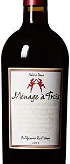 Menage a Trois - Red Blend