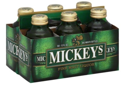 Mickey's - Fine Malt Liquor Big Mouth