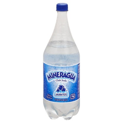 Mineralized Carbonated Water