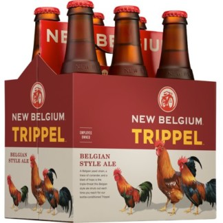 New Belgium Brewing - Trippel