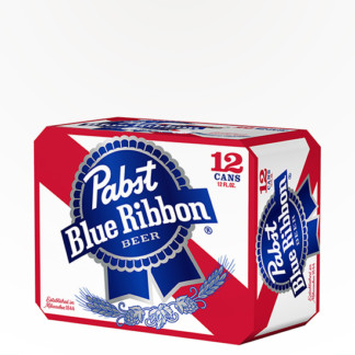 Pabst Blue Ribbon – American Lager