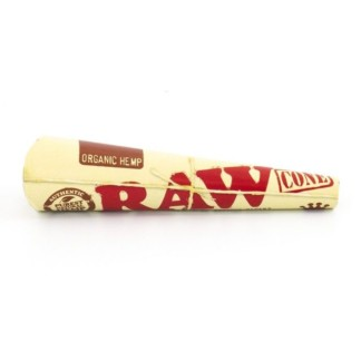 RAW Natural Unrefined King Size Cones
