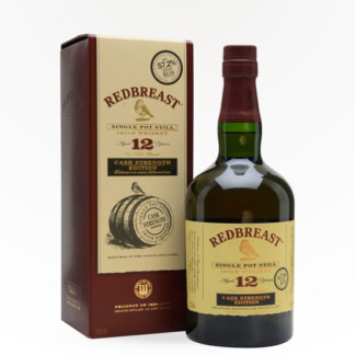 Redbreast 12 Year – Cask Strength Irish Whiskey