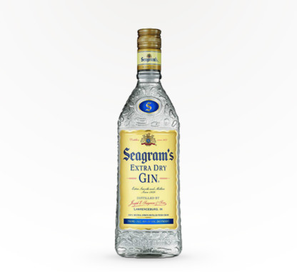 Seagram's Extra Dry – Extra Dry Gin