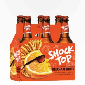 Shock Top – Belgian White Ale