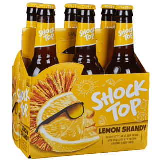 Shock Top Lemon Shandy – Seasonal Specialty Beer