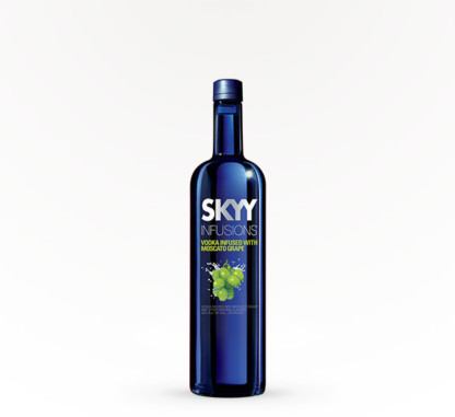 Skyy Vodka Infusion Moscato – Flavored Vodka