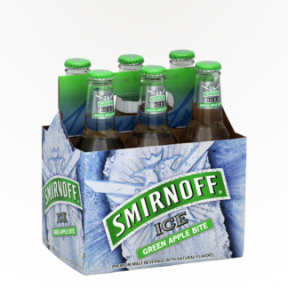 Smirnoff – Ice Green Apple Flavored Malt Beverage