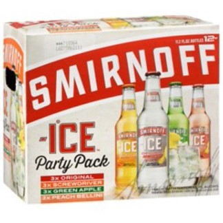 Smirnoff - Ice Party Pack