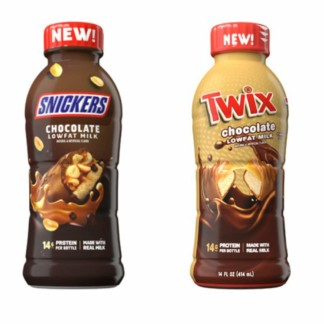 Snickers Chocolate Milk