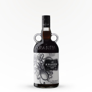 The Kraken – Black Spiced Rum