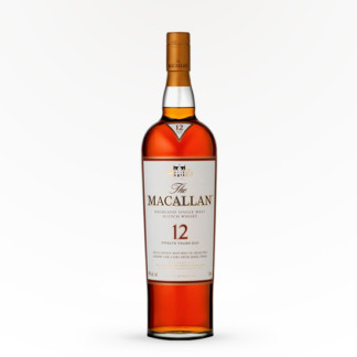 The Macallan - 12Yr Single Malt Scotch