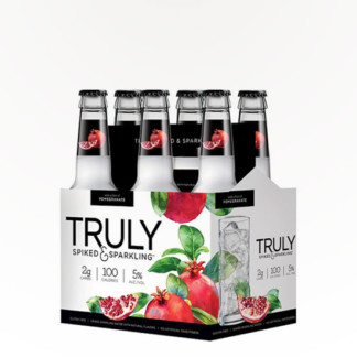 Truly – Spiked & Sparkling Pomegranate