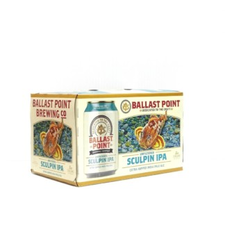 Unfiltered Sculpin - Ballast Point