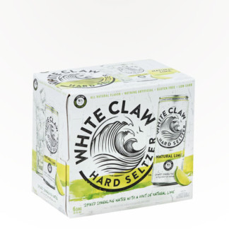 White Claw – Natural Lime