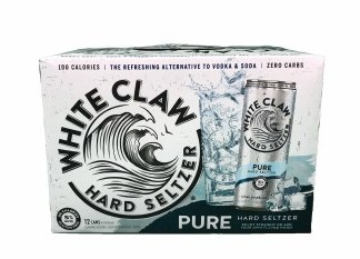 White Claw - New Pure
