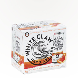 White Claw – Ruby Grapefruit