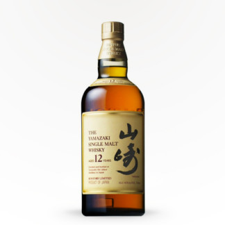 Yamazaki 12 Year – Single Malt Whiskey